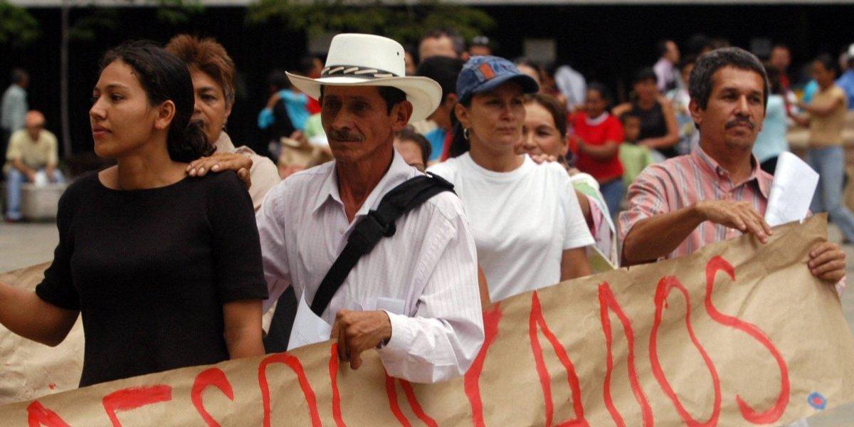 La guerra que desplaza a cientos en el Catatumbo