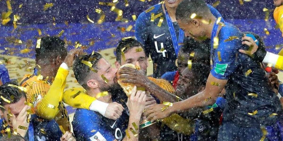 Las mejores imágenes tras la coronación de Francia