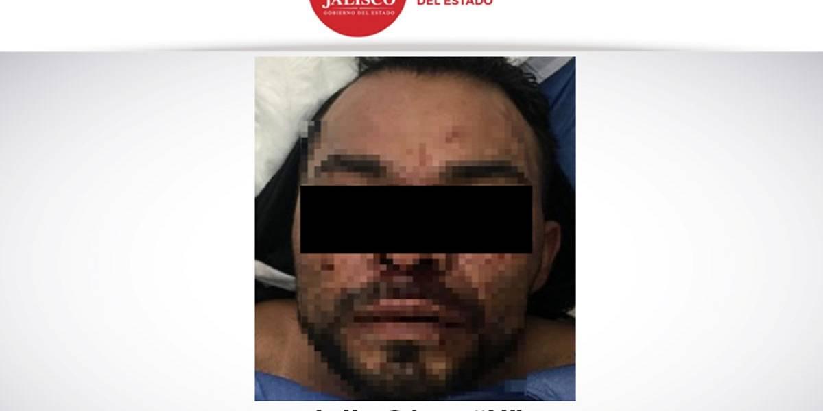 Proceso a sujeto que agredió a policía de Tlaquepaque en asalto