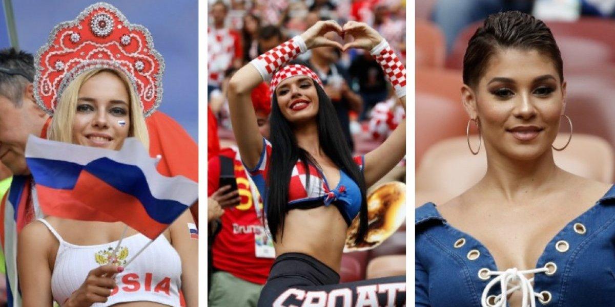 Así despiden las bellas aficionadas el Mundial de Rusia 2018