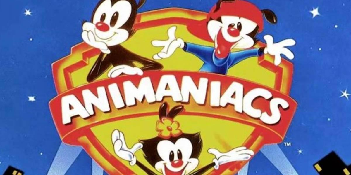 Artista comparte la primera imagen de Yakko, Wakko y Dot para el reboot de Animaniacs