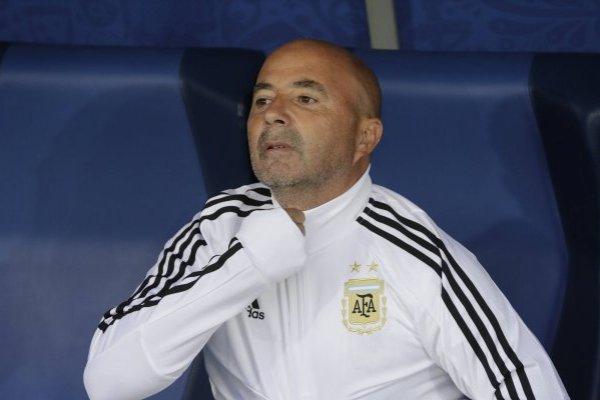 El técnico no tuvo paz en Argentina / imagen: AP