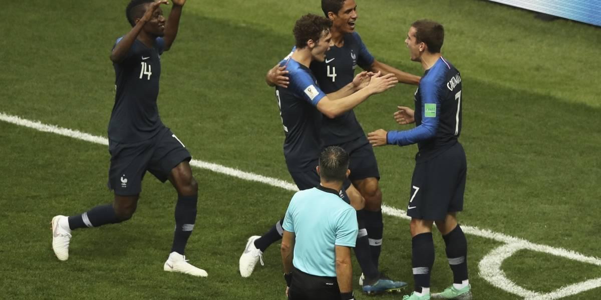 Francia gana el Mundial Rusia 2018