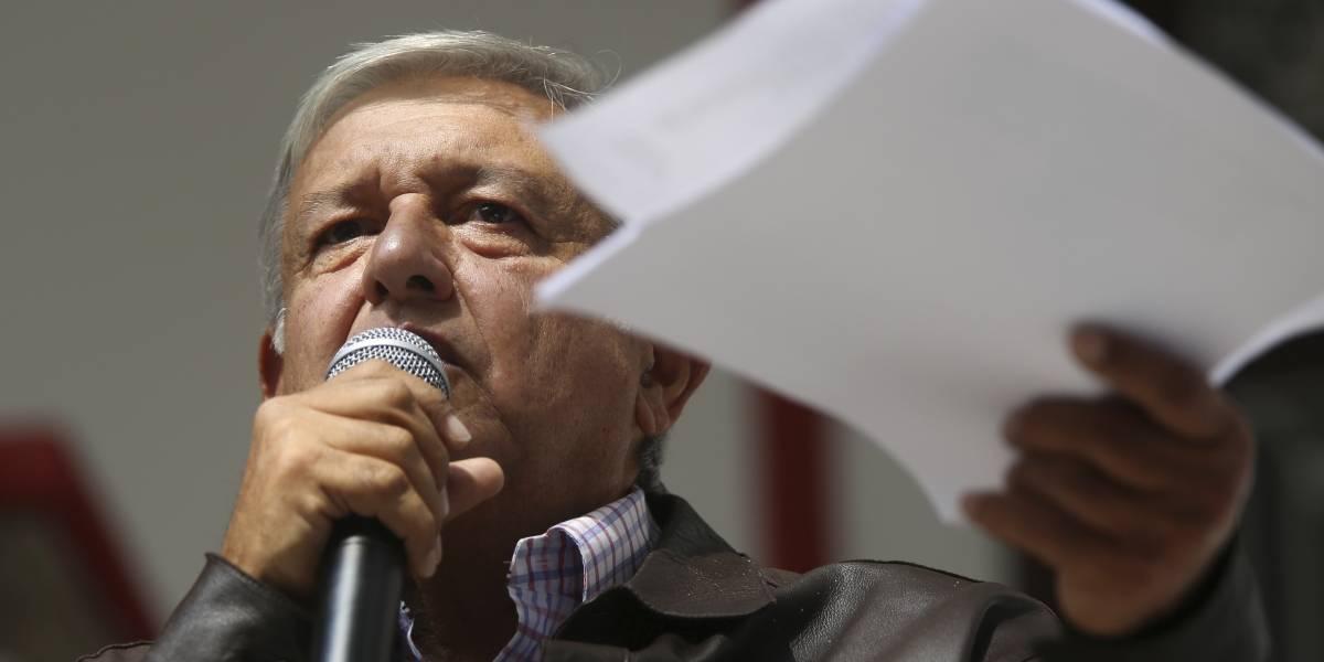 Próximo presidente de México se reduce el sueldo