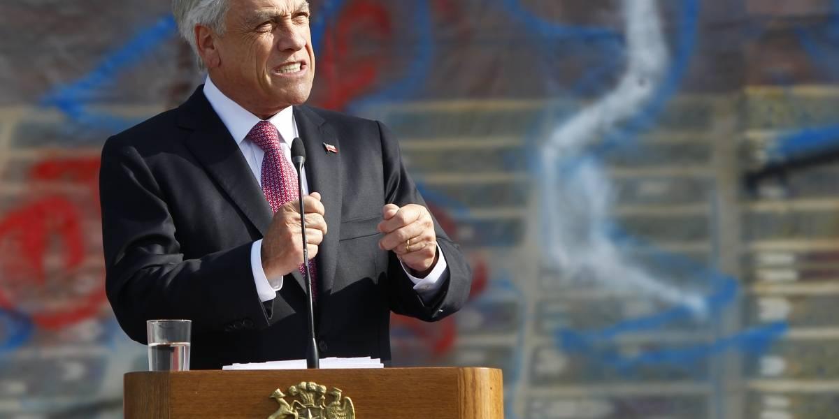 Presidente Piñera hace llamado a poner término a la violencia en Nicaragua