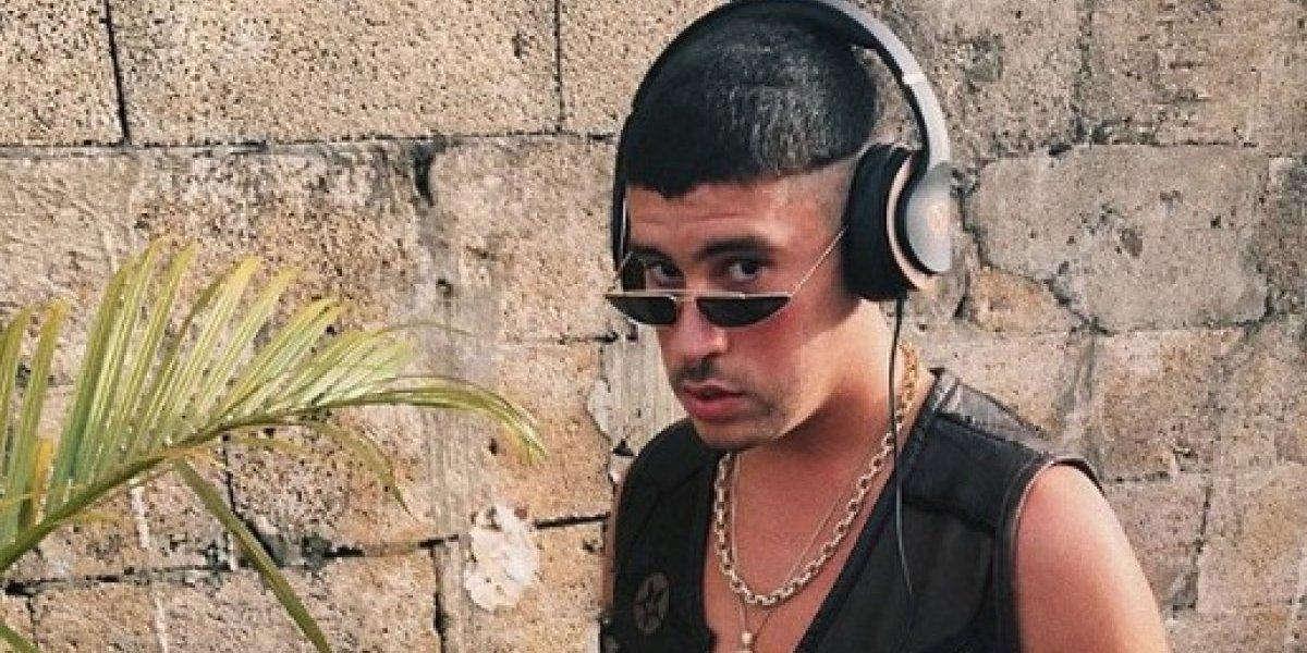 A Bad Bunny se le pega acento español en su gira por Europa
