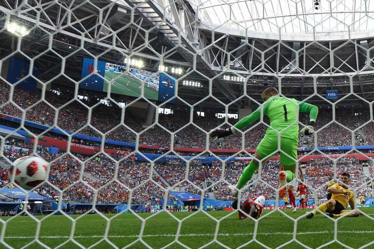 Bélgica el equipo más goleador.
