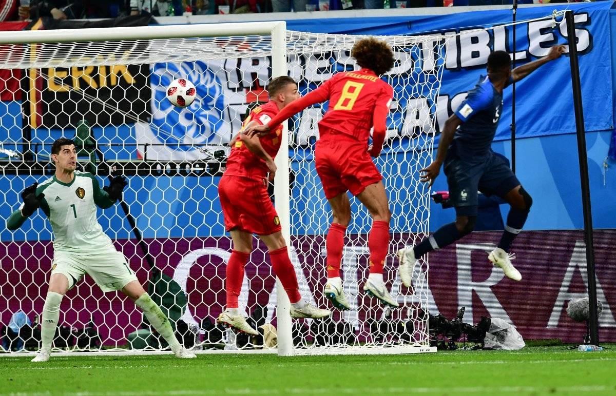 Bélgica fue su víctima en semifinales
