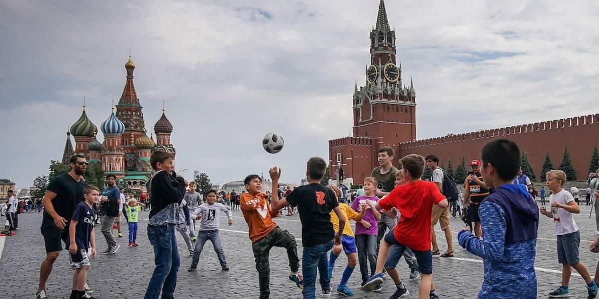 Imagen de Rusia cambia entre los aficionados, mientras que los expertos en seguridad de la UE se muestran escépticos
