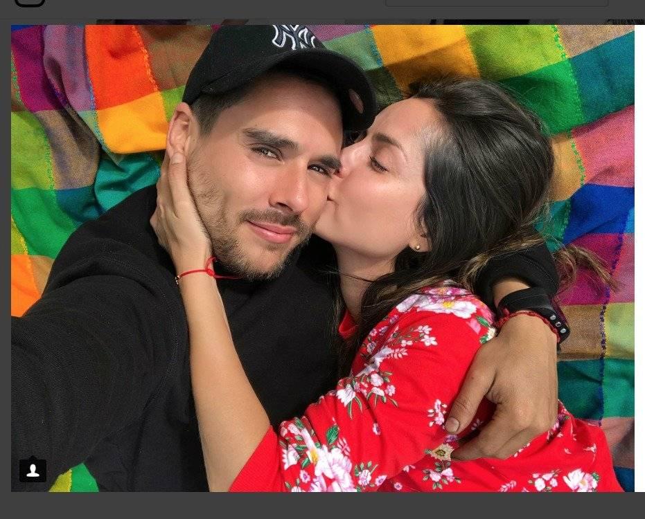 Instagram El mensaje de despedida de Carmen Villalobos a su novio