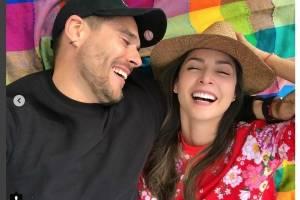 El mensaje de despedida de Carmen Villalobos a su novio