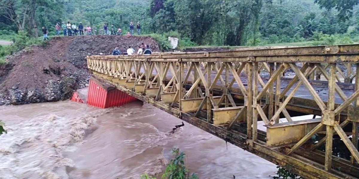 Temporada de lluvias ha dejado cinco muertos y casi 600 mil afectados