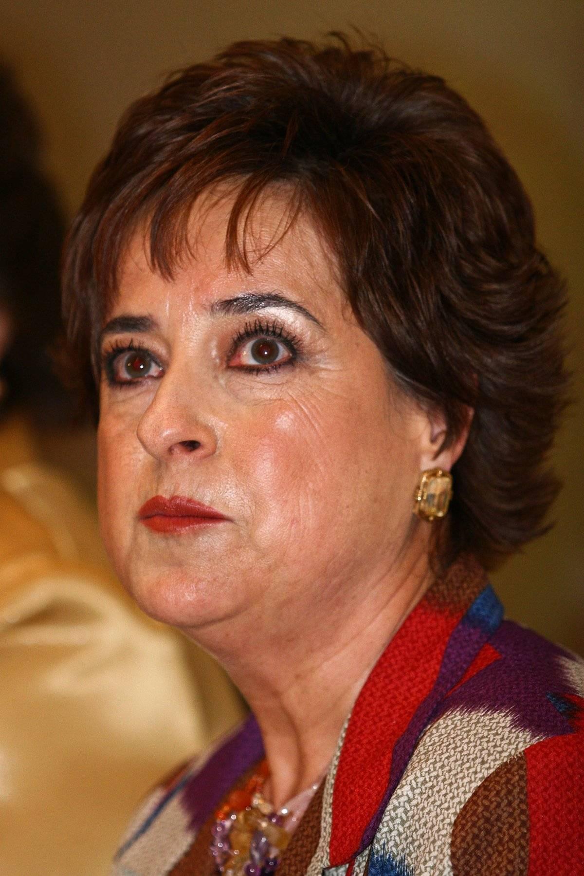 Cecilia Occelli, ex esposa de Carlos Salinas de Gortaria y ex primera dama de México Foto: Cuartoscuro