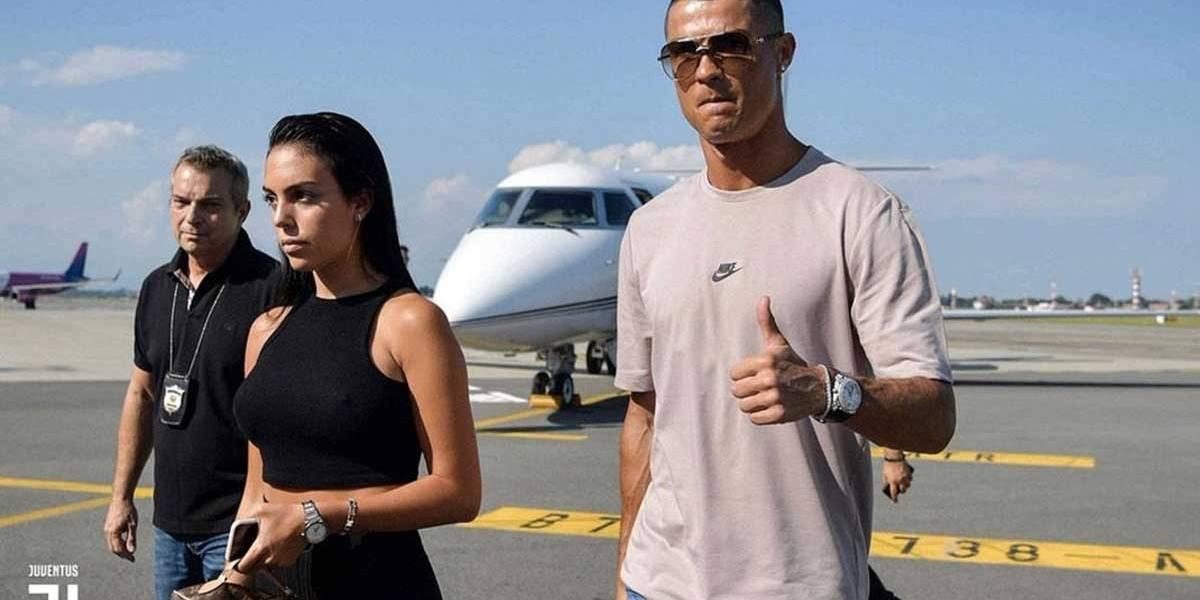 Cristiano Ronaldo ignora final da Copa e viaja para a Itália durante o jogo