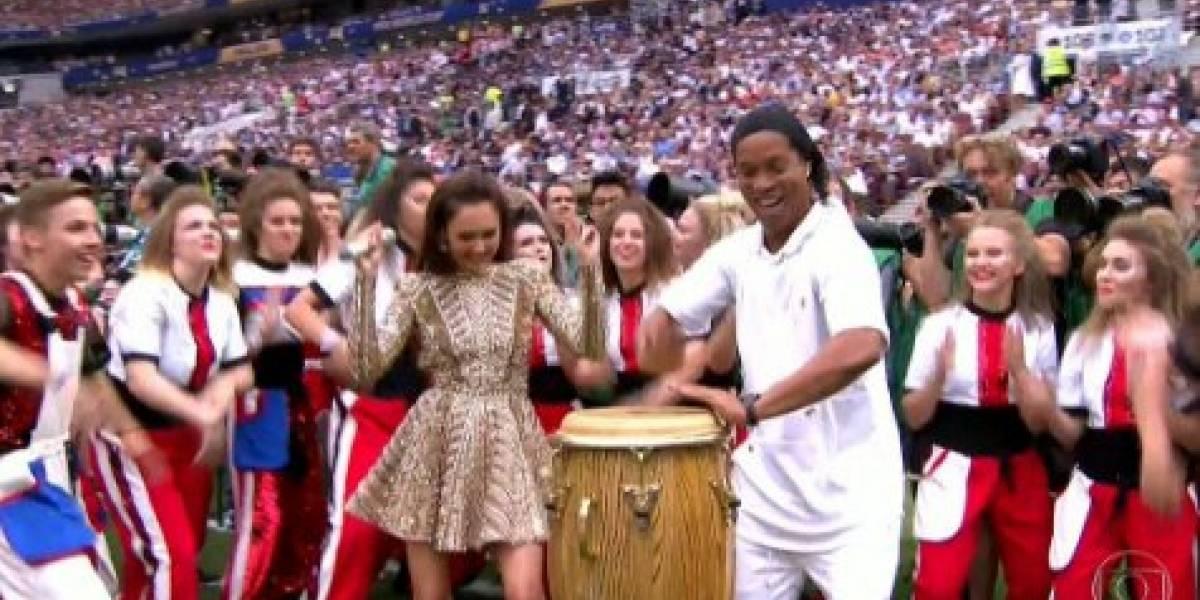 Memes: Ronaldinho Gaúcho brilha na festa de despedida da Copa