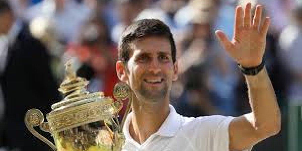 Djokovic se coronó camopeón en Wimbledon