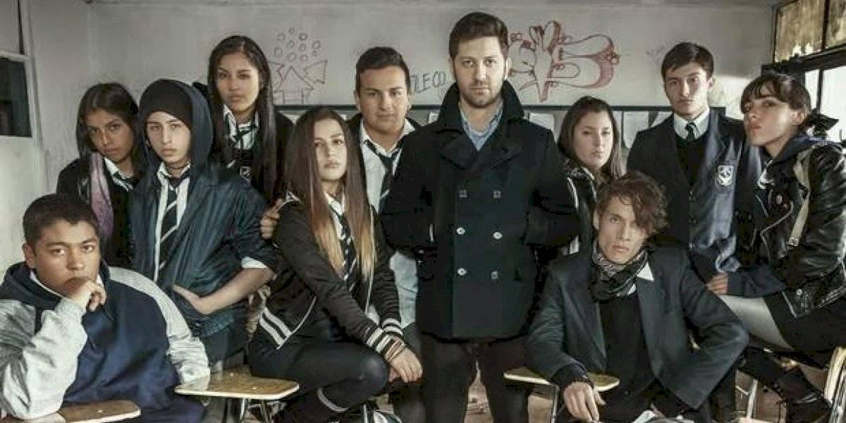"""Equipo de """"El Reemplazante"""" se reunió en emotivo video para apoyar al Chile que se moviliza"""