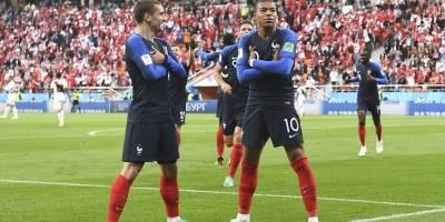 Francia ganó la fase de grupos