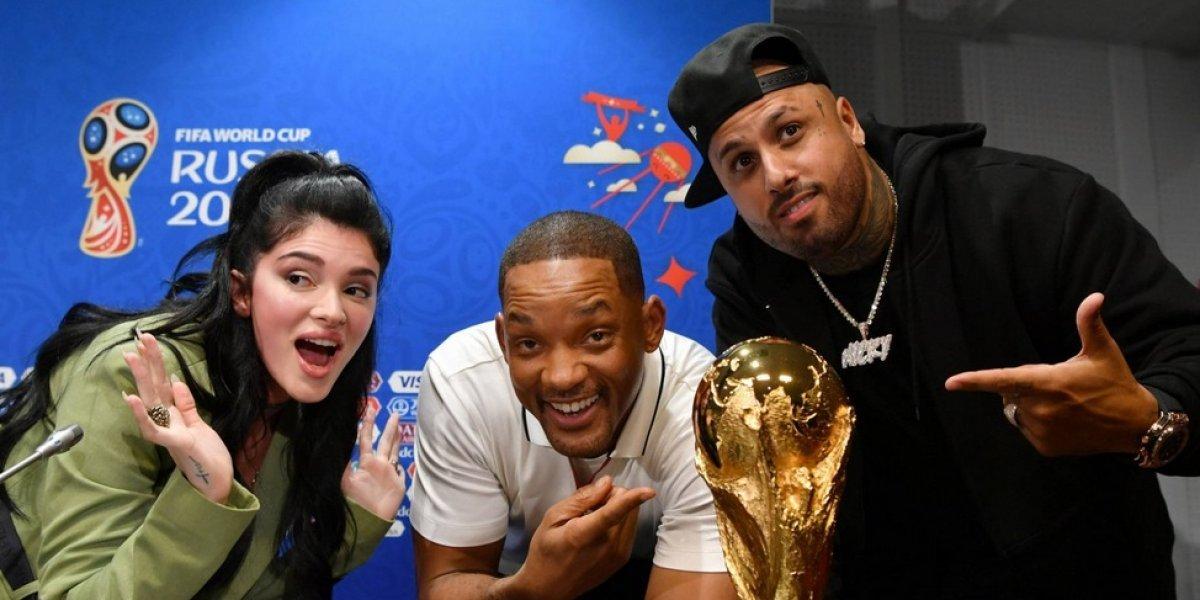 Will Smith y Nicky Jam pondrán a bailar al público de la clausura de Rusia 2018