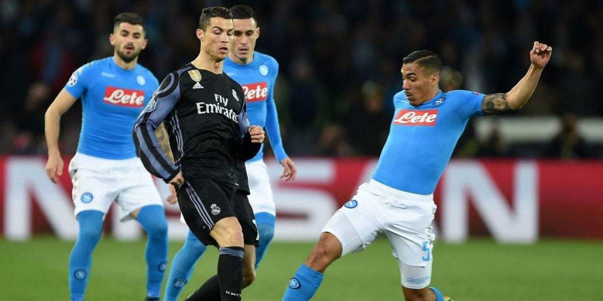 ¿Se arrepentirán? Napoli no quiso contratar a Cristiano Ronaldo por caro