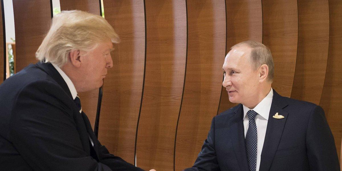 Trump felicita a Francia y a Putin por el Mundial de Rusia 2018
