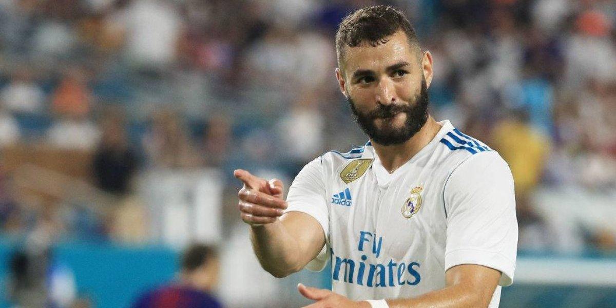 ¿Qué dijo Karim Benzema al enterarse que Francia es campeón?