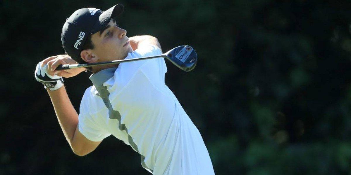 Joaquín Niemann ya se convirtió en especialista de las últimas rondas en el PGA Tour