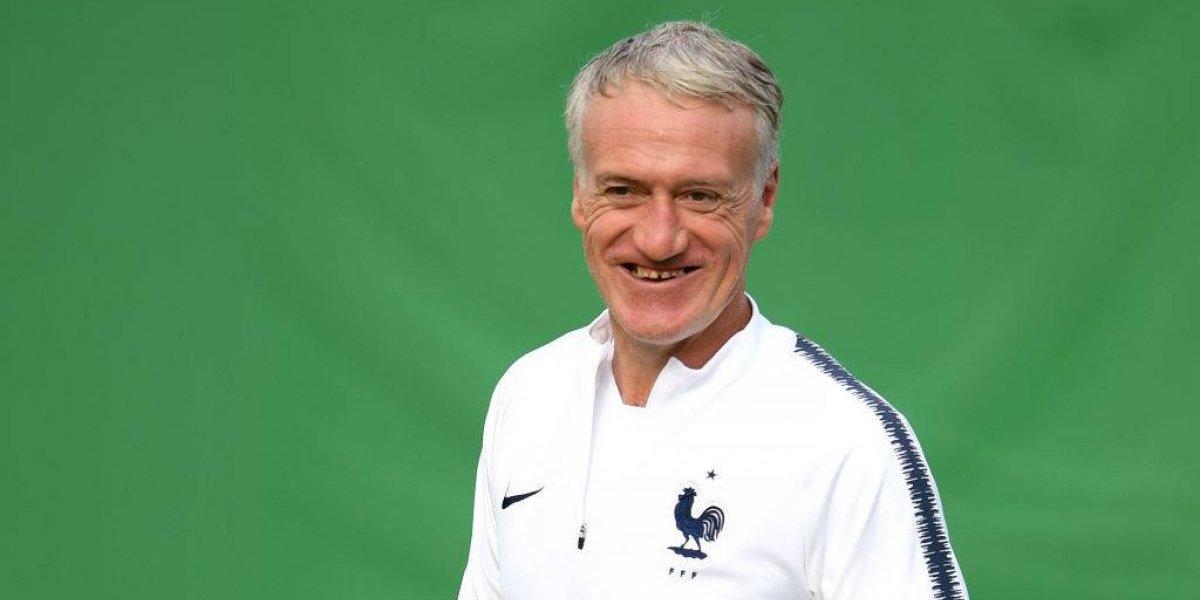 """Didier Deschamps, el gran capitán de todas las glorias francesas que logró un histórico """"bi"""""""