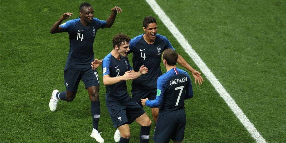 Así vivimos la victoria de Francia sobre Croacia que lo coronó campeón del mundo en Rusia 2018