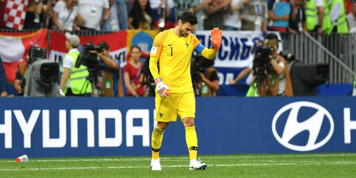 ¿Qué hizo? El tremendo error de Hugo Lloris en la final del Mundial