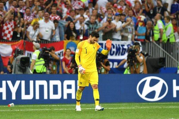 Hugo Lloris falló de forma horrible / imagen: Getty Images