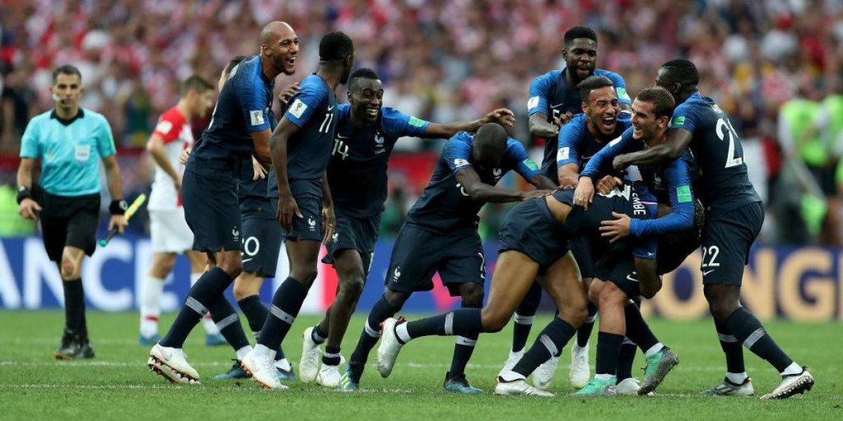 """Patéticos, ya dan pena: el """"pequeño logro"""" que festejan en Argentina tras el título de Francia en el Mundial"""