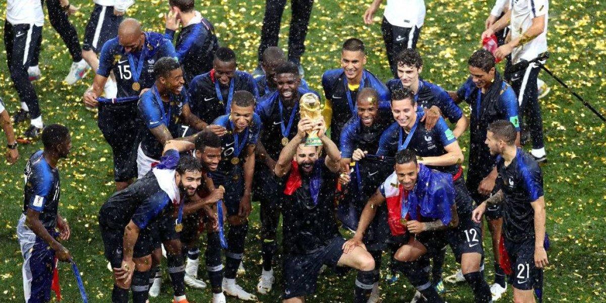 De Francia a Panamá: Las posiciones finales del Mundial de Rusia 2018