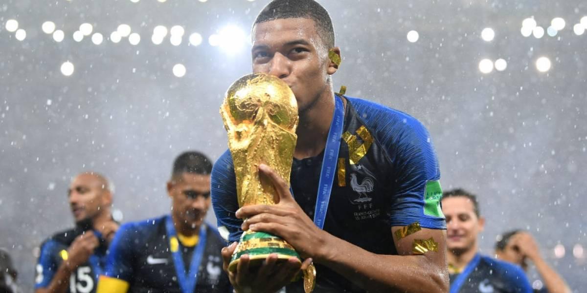 Meten miedo para Qatar 2022: El joven plantel de Francia llegará al próximo Mundial en plena madurez