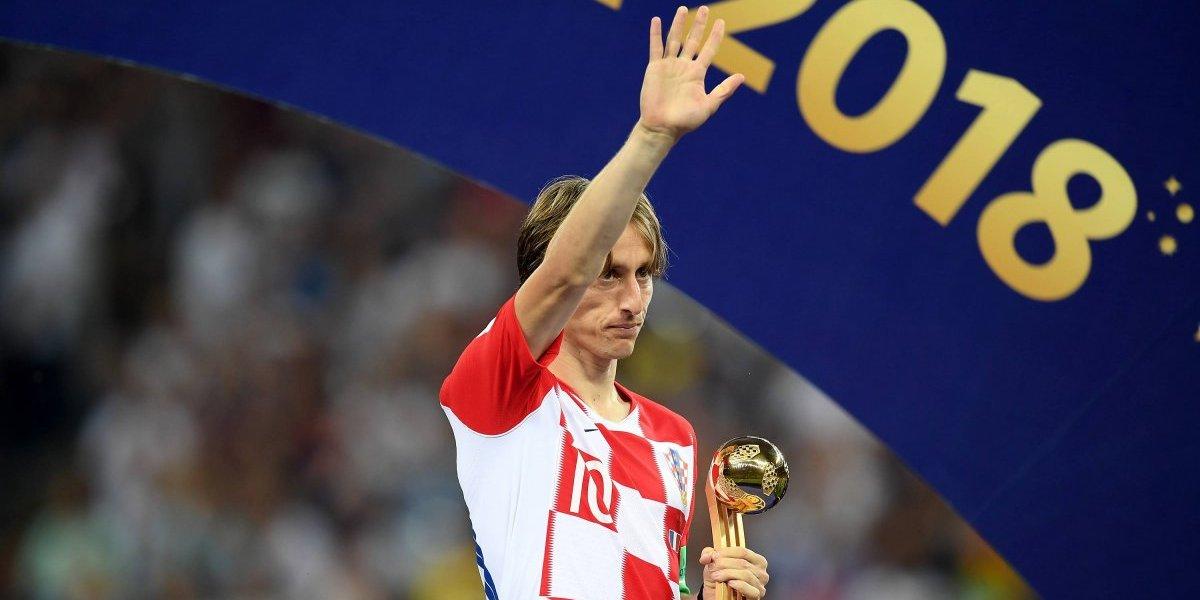 """En Croacia siguen pidiendo el Balón de Oro para Modric: """"Tenemos al mejor jugador"""""""