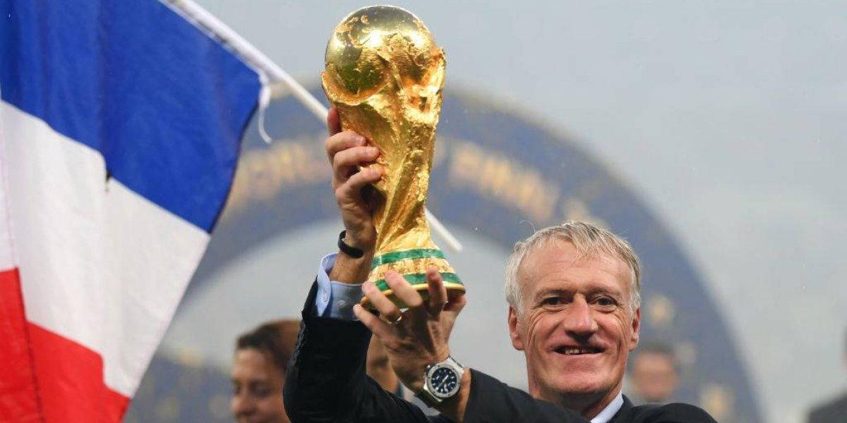 """La humildad de Didier Deschamps: """"No jugamos un gran partido, pero mostramos calidad mental"""""""
