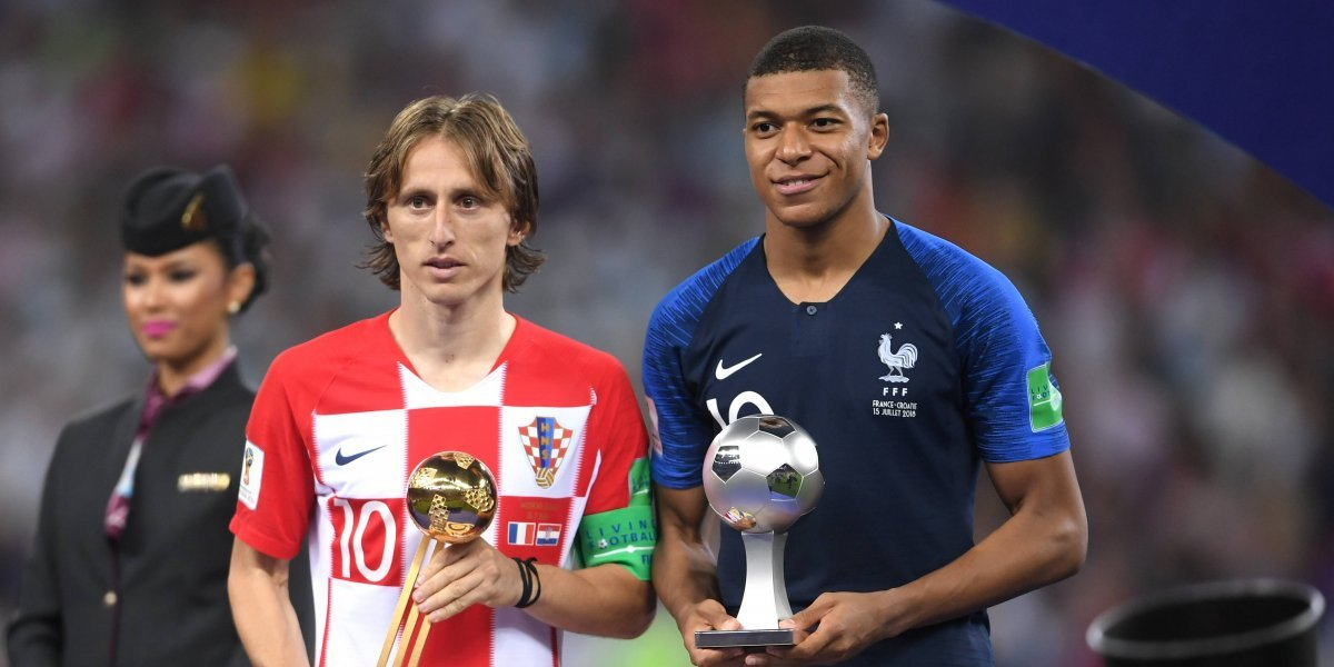FIFA reconoció a los mejores jugadores de Rusia 2018
