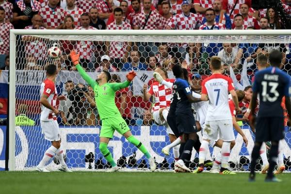 Video del autogol de Mario Mandzukic en Francia VS Croacia