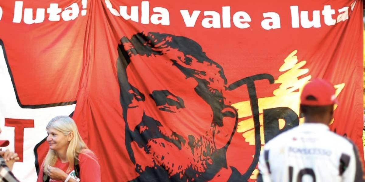 Lula em Curitiba: acampamento na porta da PF fica esvaziado