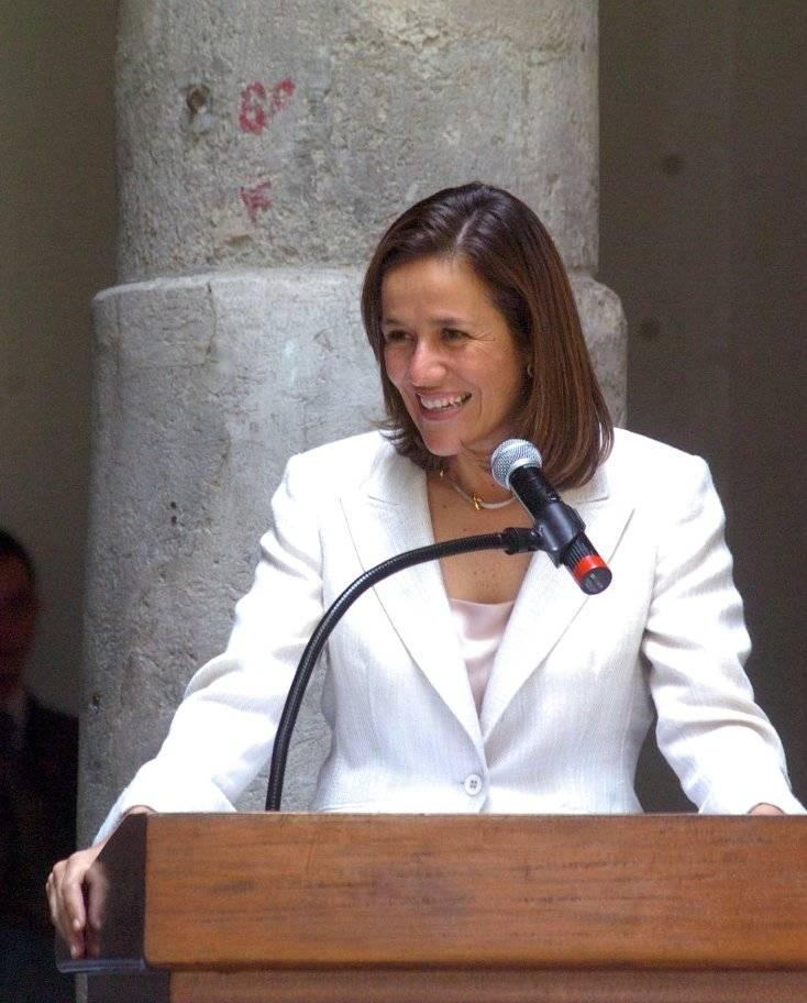 Margarita Zavala de Calderón Foto: Especial