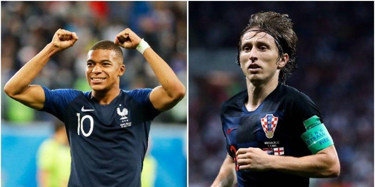 Francia vs Croacia: En Moscú habrá un campeón