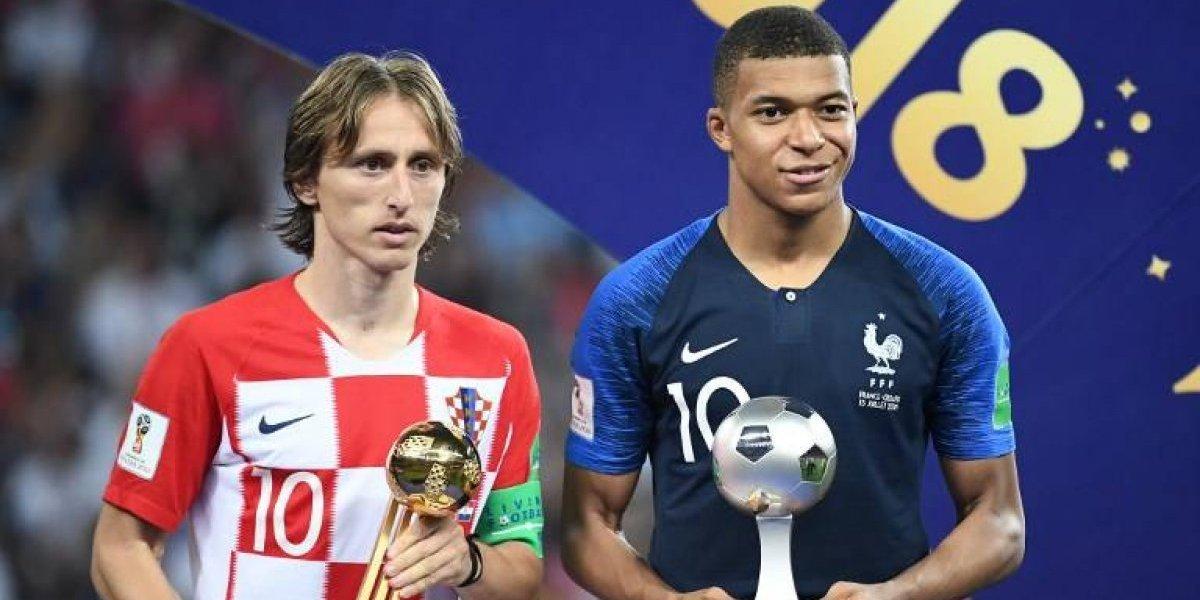 Luka Modrić pasó de ser un refugiado de guerra al mejor jugador del Mundial