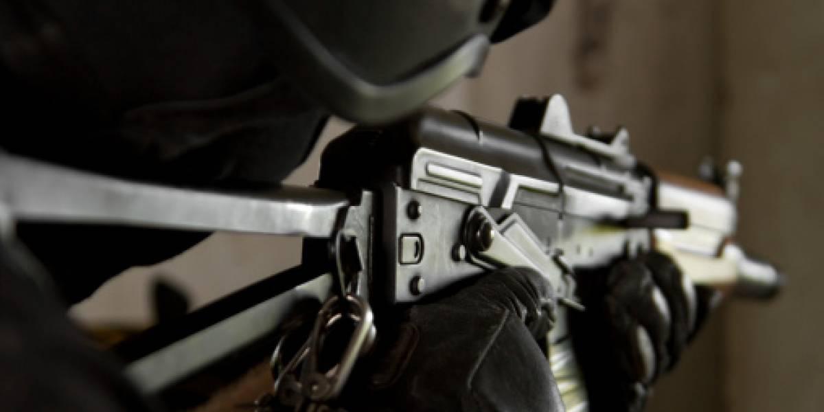 """""""Dragunov, mini uzis y AK47"""": las armas con las que están disparando la milicia a los manifestantes en Nicaragua"""