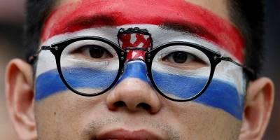 Final da Copa 2018 - França x Croácia