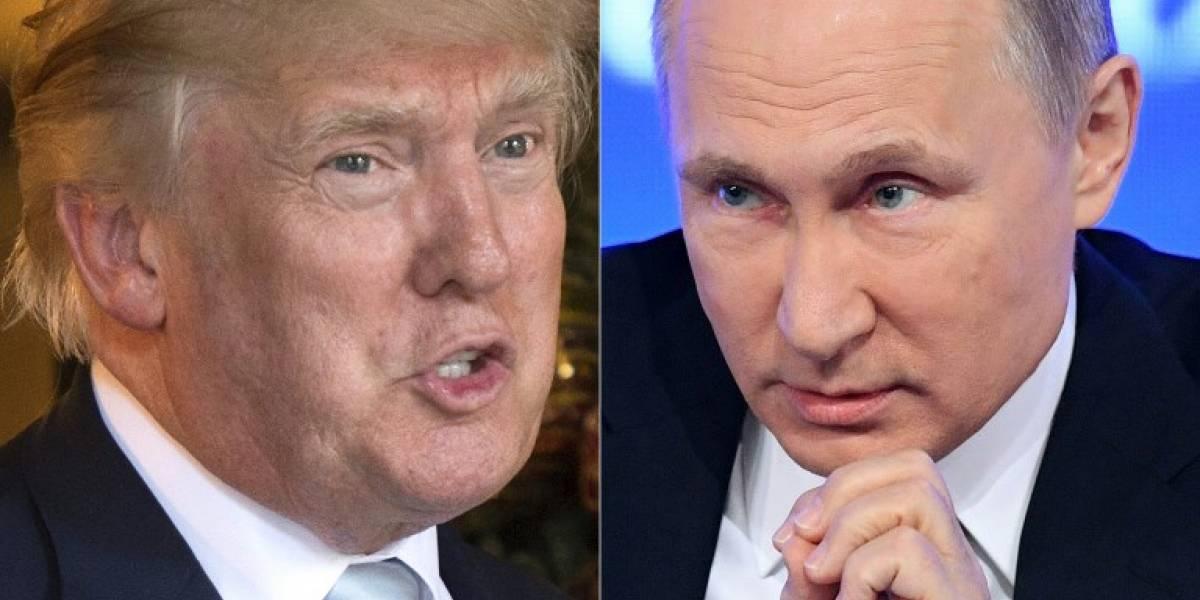 """Putin se declara """"dispuesto a ir a Washington"""""""
