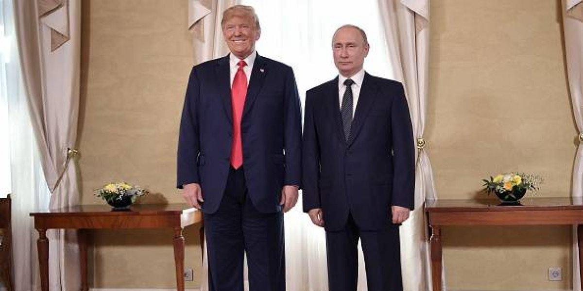 """""""Tuvimos un diálogo directo y profundamente productivo"""": las conclusiones de Trump tras esperada cumbre con Putin"""