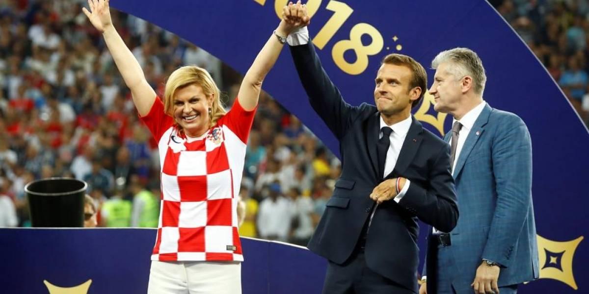 El lado fascista de la presidenta de Croacia que muy pocos han querido ver