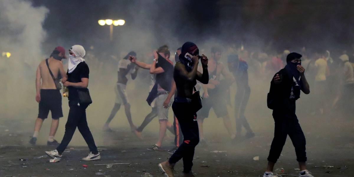 Copa do Mundo: comemorações do bicampeonato da França termina com 2 mortos