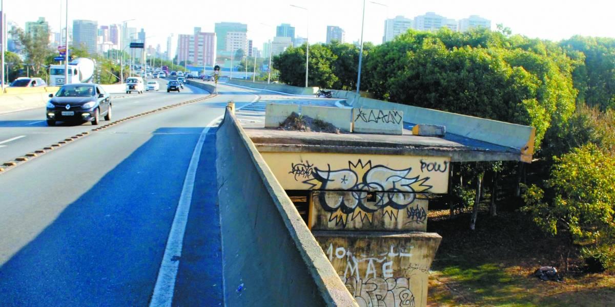 Ampliação do viaduto Adib Chammas, em Santo André, deve começar no fim do ano