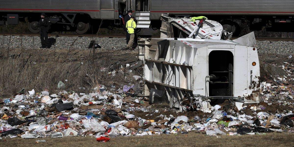 """Estados Unidos se hunde en basura por culpa de la """"Guerra Comercial"""""""